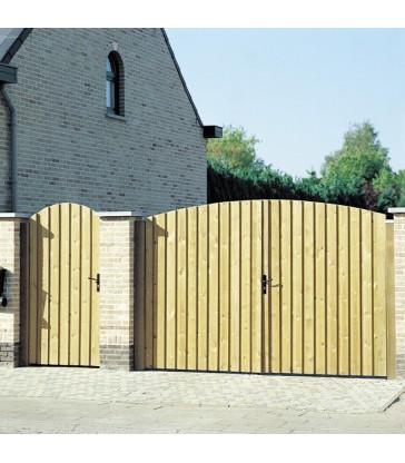 Poort Modern: 180/200 x 300