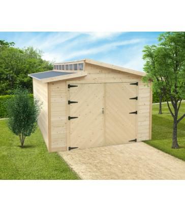Tuinhuis-Garage Torino