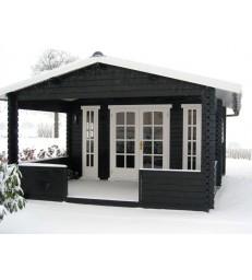 Tuinhuis-Blokhut 3830 Luxe