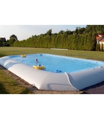 Zwembad Hippo 40 : rechthoekig