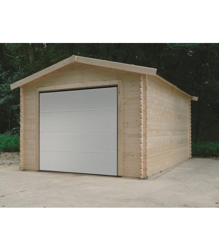 Tuinhuis-Garage Traditional setionaal poort