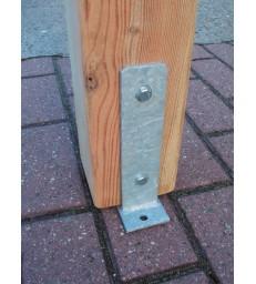 Carport drukgeïmpregneerd naaldhout