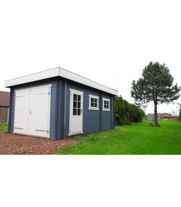 Tuinhuis-Garage modern 3352