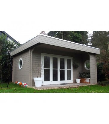 Tuinhuis-Blokhut Subliem 5x5
